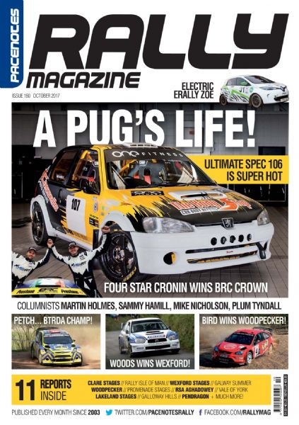 Issue 160 - Oct 2017